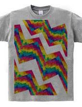 Jaggy Rainbow