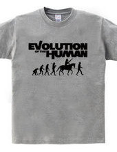 Evolution of the Human