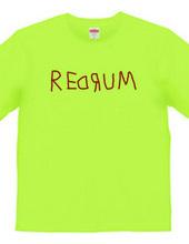 (両面)Redrum