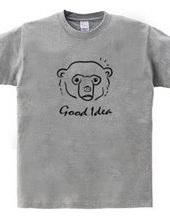 マレーグマ Good Idea 熊 動物イラスト