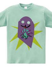 紫芋怪獣ウー