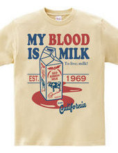 謎の赤いミルク2