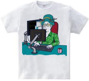 Programmer Girl