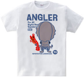ANGLER 〜餌木 アオリイカ〜