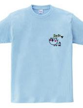 ご機嫌ネコちゃんTシャツ