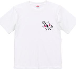 ニャーニャーニャーTシャツ