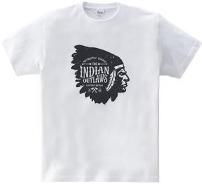THE INDIAN OUTLAWS