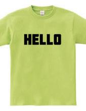 HELLO ハロー ロゴ