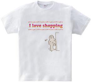 お買い物大好き