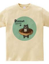 クマとネコとドーナツと。