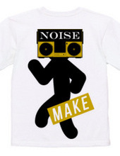 NOISE AND MAKE YELLOW