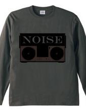 NOISY MAKE LOUDER PINK BLACK