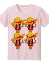 STRAW HAT 4x4
