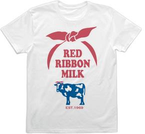 RED RIBBON MILK logo