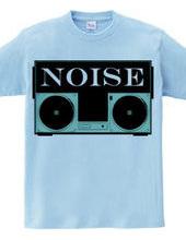 NOISY MAKE LOUDER Blue light