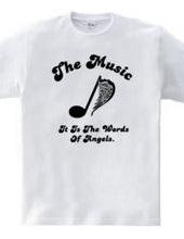 音楽、それは天使たちの言葉