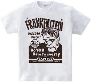 FRANKENSTEIN DISPLAY