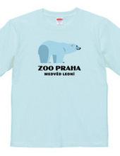 WHITE BEAR_ZOO PRAHA
