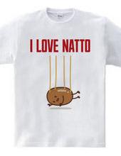納豆大好き I LOVE NATTO
