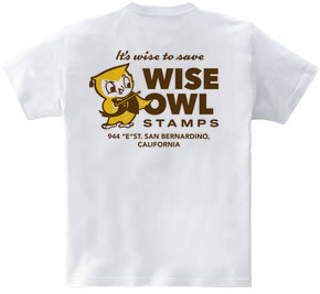 WISE OWL STAMPS_YLW