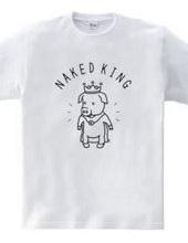 はだかの王様 子ブタ 動物イラストアーチロゴ