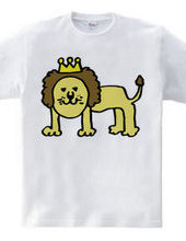 The King of beasts naked for baby & kids