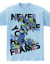 NEVER LOSE YOUR FRAMES COLORS