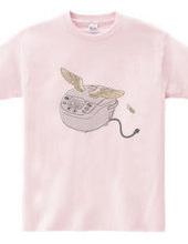 空飛ぶ炊飯器