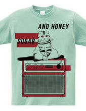 SuGar An D Honey And CATS RED
