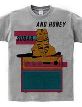 SuGar An D Honey And CATS VIVID