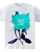 HUGE LOVE BLUE