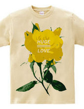 HUGE LOVE YELLOW