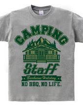 CAMPING STAFF GREEN