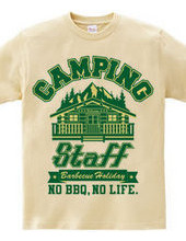CAMPING STAFF GREEN