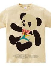 巨熊猫タン。飛ぶ。
