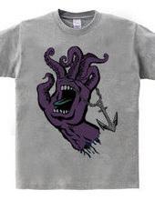 クトゥルフハンド(紫)