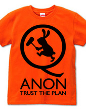 QANON TRUST THE PLAN