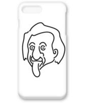 アインシュタイン Einstein イラスト 理論物理学者 哲学者 偉人アート