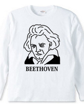 Beethoven BEETHOVEN illustration music greats art