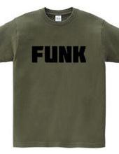 Funk ファンク シンプルBIGロゴ hiphop rock ストリートファッション