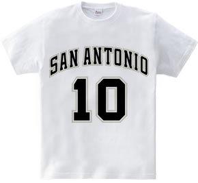 San Antonio #10
