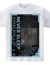 NEVERSLEEPS blue