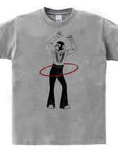 Hula hoop - gentleman
