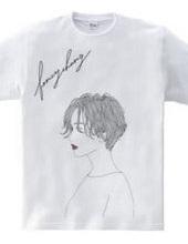 fancychangオリジナルティーシャツ