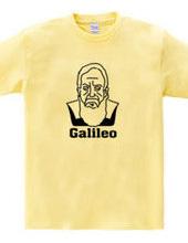 ガリレオ Galileo Galilei イラスト 歴史 偉人