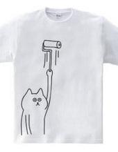 ネコがコロコロ