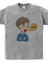 つぶやくもん!父ちゃんTシャツ