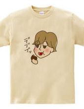 つぶやくもん!母ちゃんTシャツ