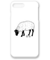 黒ヒツジ -Summer Fashion- 羊 動物イラスト