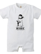 RIDE -feel the wind- 動物イラスト